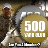 500 Yard Club - Johnston Muzzleloader: Click to See the Member and Join the Club!