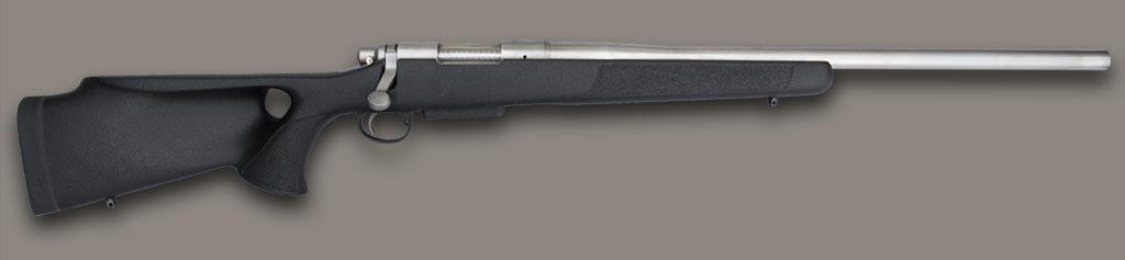 450 bushmaster black thumbhole mcmillan stock