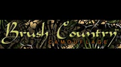 Brush Country Camo Logo