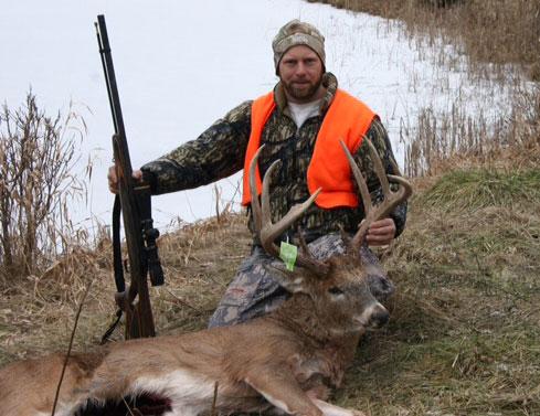 Ryan Roeder's Buck